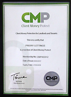Client Money Protection Scheme