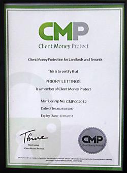 Client Money Protection Scheme