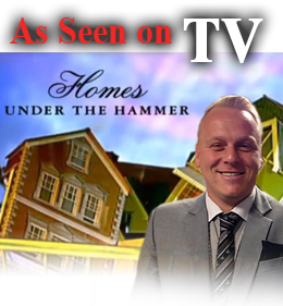 As seen on BBC TV Homes Under the Hammer