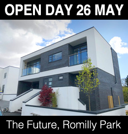 The Future at Romilly Park, Open Day 26 May 2018